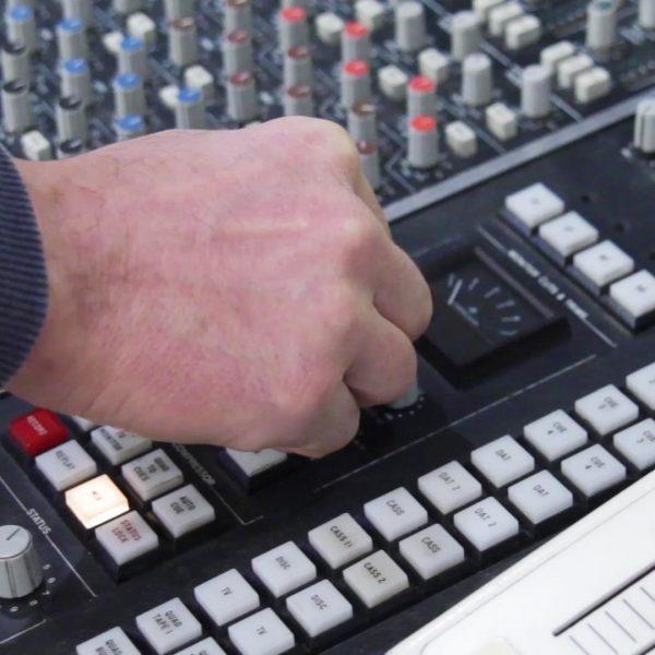 Les techniques de l'audionumérique en studio d'enregistrement